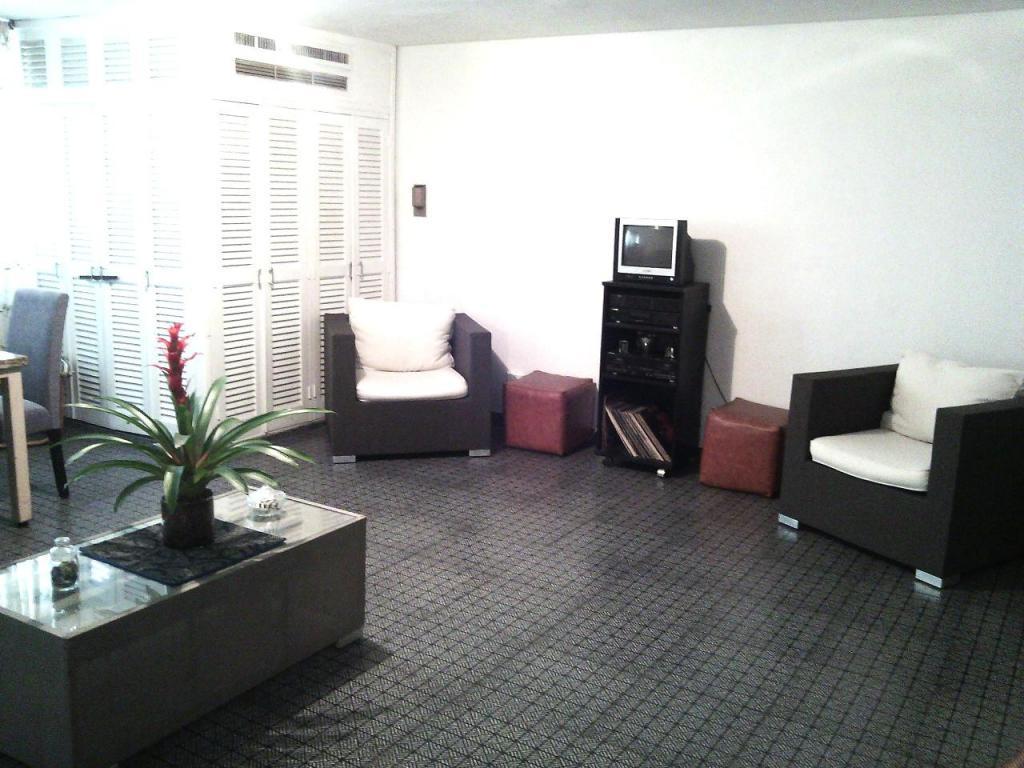 Apartamento en Parque Central Duplex
