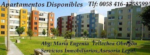 Abg.Maria Eugenia Telleschea 04161758599 alquila en Merida