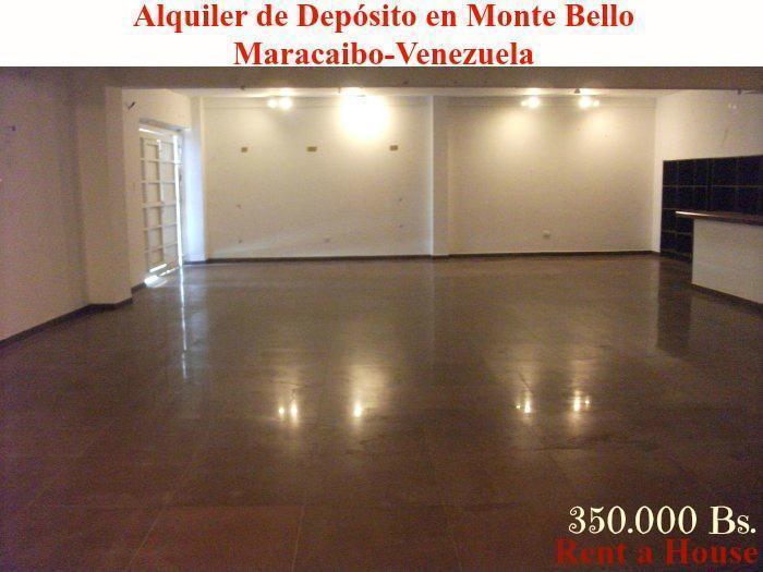 Galpon en Alquiler Monte Bello  BienesGomez MLS 1618906