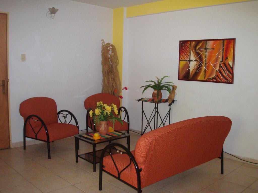 Se alquila apartamento para turistas y visitantes, cerca del centro de la ciudad y el sistema del teleferico