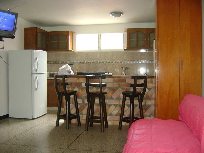 Alquilo apartamento a Turistas en Merida, Tabay