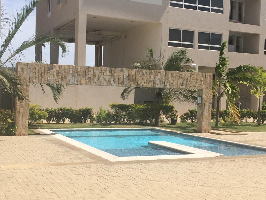 EDWIN ANDRADE Vende lindo Apartamento en Plaza Campos Avenida 2 MLS 083920