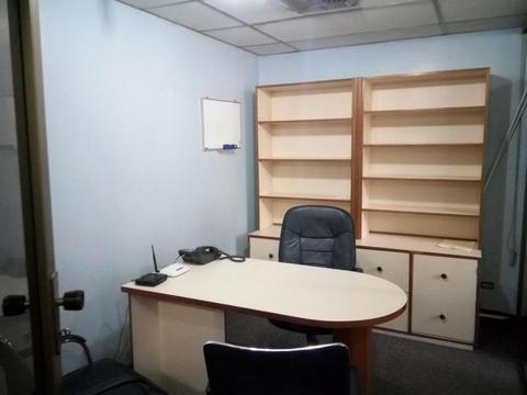 Alquilo Cubículo de Oficina Amoblada Centro