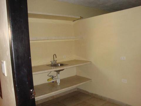 alquiler de apartamento tipo estudio en san cristobal