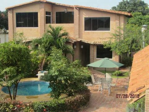 Hermosa casa tipo country, ubicada en Sabana del medio, Municipio San DiegoEstado