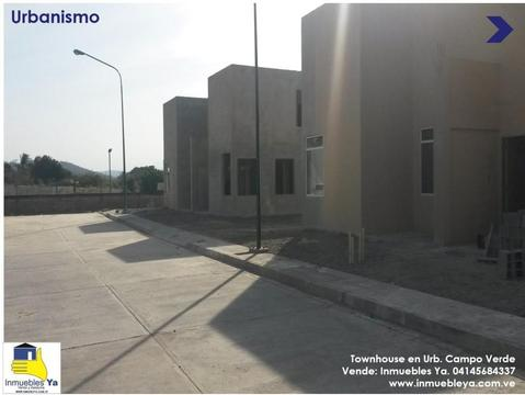 Townhouse Nuevo en Yaritagua