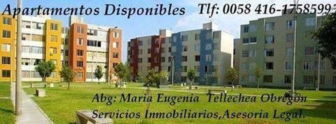 Abg.Maria Eugenia Telleschea 04161758599 alquila en Ejido, Merida