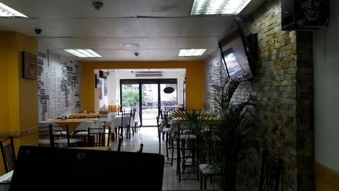 Vendo Restaurante en El Paraíso