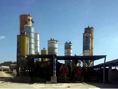 Venta de Concretera Zona Industrial de